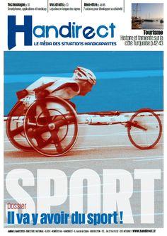 Couverture du numéro 144 : Il va y avoir du sport !
