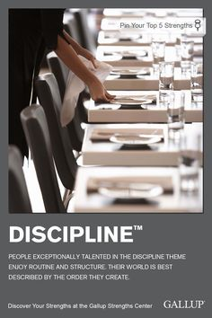 Discipline Balcony: Precision, attention to detail