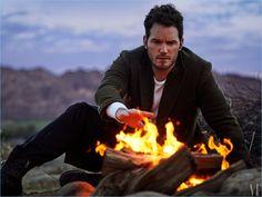 Chris Pratt Covers Vanity Fair, Shares Audition Tip