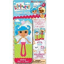 Lalaloopsy Magnetic Paper Dolls-Set 2 -- Read more reviews of the product by visiting the link on the image.