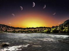 One night sky by Mostafa Hamad on 500px