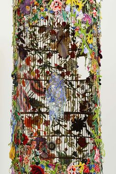 Let the Jungle In 2013 Louise Saxton.