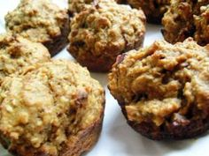Homemade Baby Food Recipes: Sweet Potato Muffins -  Whole Grain Goodness for Baby