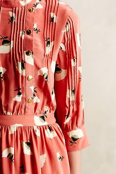 Bought: Lauren Moffatt Poppy Field Dress, at Anthropologie Fashion Moda, Look Fashion, Fashion Trends, Mode Style, Style Me, Pretty Outfits, Cute Outfits, Mode Inspiration, Modest Fashion