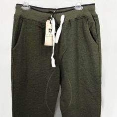 1c2192e10daab Allston Outfitter Slouchy Jogger Pant Mens Size Large Olive Green  Streetwear  AllstonOutfitters  CasualPants Smart