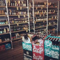 BrewDog Bottleshop-Holborn-London