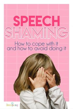 Speech shaming--it's EVERYWHERE!  Social Media has made shaming even more prevalent and we need tools to combat it! We need to remind ourselves and our students how to prevent shaming and how to cope when it happens to US!  Great ideas and tips in the blog-- The Speech Bubble SLP. #speech #therapy #social #media #suicide #shaming #danger #communication #BackToSchool
