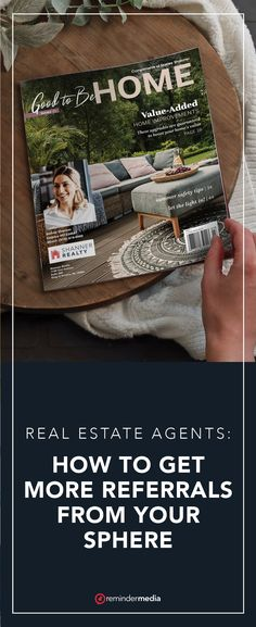 As a real estate agent, you could create a strategy to base most of your new business leads off of referrals from past clients. This is a great, easy way to stay top of mind with those clients! real estate agent marketing - real estate marketing - realtor marketing ideas - realtor gift - real estate gift ideas - small business marketing #realestateagent #marketing #realtor Small Business Marketing, Marketing Ideas, Real Estate Marketing, Summer Safety Tips, Relationship Marketing, Real Estate Gifts, Realtor Gifts, Business Professional, Mindfulness