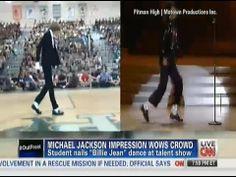 "▶ Brett Nichols vs. Michael Jackson over ""Billie Jean"" Comparison - YouTube"