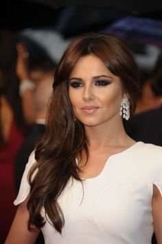 Cheryl Cole - i love this shade of brown