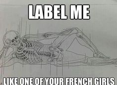 anatomy humor at its finest