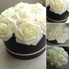 Beautiful Vintage Rose box