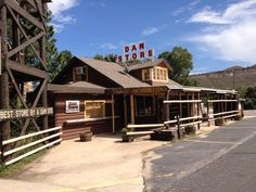 The Dam Store in Loveland Colorado, can't go to Estes Park without stopping here first!  #ILoveLoveland
