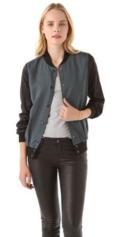Pencey Standard Varsity Jacket by...     $110.00
