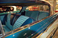 1957 Nash Ambassador Custom - 3 - Print Image