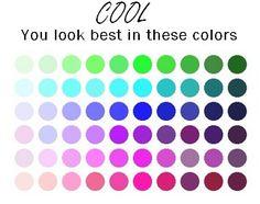 Moda per principianti: Armocromia: analisi dei colori
