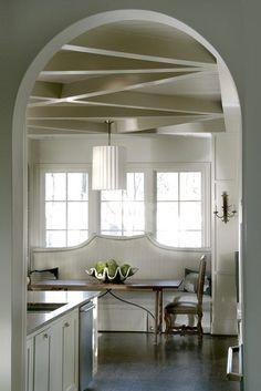 love that ceiling (dynamic millwork)