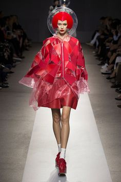 Techno Couture by JUNYA WATANABE COMME des GARCONS (2015 SS)