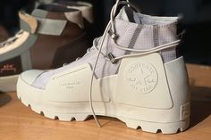 A-Cold-Wall Converse 2019 Collection Release Date - Sneaker Bar Detroit Lacoste Sneakers, Sneakers Mode, Sneakers Fashion, Fashion Shoes, Mens Fashion, Lacoste Bag, Lacoste Polo, Mode Converse, Converse Boots