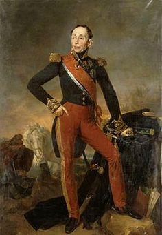 Emmanuel de Grouchy Distinctions comte de l'Empire Grand aigle de la Légion d'honneur Grand-croix de l'Ordre militaire de Maximilien-Joseph de Bavière