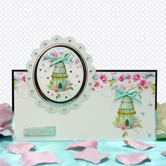 From the Heart by Hunkydory Crafts Art Deco Cards, Hunkydory Crafts, Cute Cards, Projects To Try, Crafty, Frame, Window, Heart, Picture Frame
