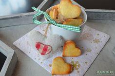 Zitronenkekse | Zuckrig - einfach himmlisch süß