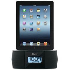 iHome® iD38 Dual FM Alarm Clock Radio Dock - jcpenney