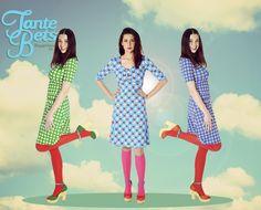 Happy dresses Tante Betsy !