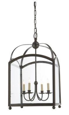 Medium Arch Top Lantern | Visual Comfort Lantern