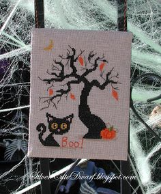 Halloween is Coming from Silver Cute Dwarf Journal (blog)