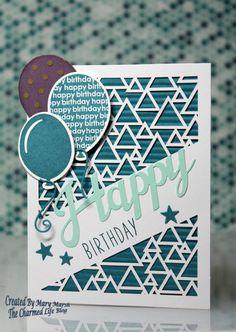 CC623 DT Sample- Mary's card