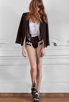 Zadig & Voltaire Spring 2016 Ready-to-Wear Collection  - ELLE.com