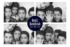 Bar Mitzvah Photo Booth.