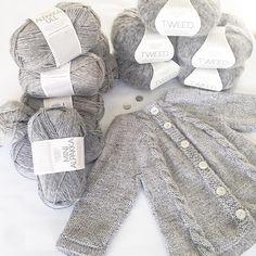 «Gratulerer så mye med ny flott butikk, @todamer Feirer butikkåpning (og fullgått svangerskap) med shades of grey Nå skal det bli #tweedjakke…»