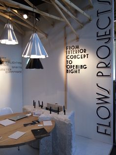 Flows Projects @ Horeca Expo 2014 #Interior #Design #Hospitality #Restaurant #Bars #Hotel #Consulting #WorkFlow #FlowsProjects