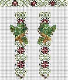 Cross Stitching, Cross Stitch Embroidery, Embroidery Patterns, Peyote Patterns, Cross Stitch Patterns, Chart Design, Cross Stitch Flowers, Embroidery Techniques, Filet Crochet