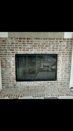 37 best brick tile walls and fireplaces images in 2017 brick tile rh pinterest com