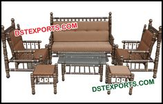 #Sankheda #Sofa #Set #Dstexports Outdoor Chairs, Dining Chairs, Outdoor Furniture, Outdoor Decor, Traditional Living Room Furniture, Sofa Set, Furnitures, Carving, Indian