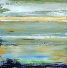 Sands of Time by James Leonard Acrylic ~  x 54