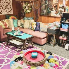 Boho Room, Amulets, Craft Supplies, Handmade Items, Throw Pillows, Space, Bed, Creative, Furniture