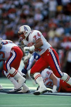 Bruce Matthews (G) Titans - First Year: 1983 - 19 seasons - Drafted: Round 1, Pick 9