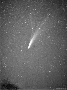 Comet Bennett or C/1969 Y1 was one of two brilliant comets to grace the 1970