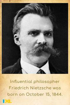 Friedrich Nietzsche had an immeasurable impact on modern philosophy. #TBT