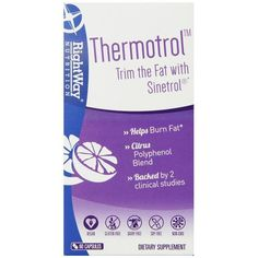 Rightway Nutrition Thermotrol - 60 Capsules