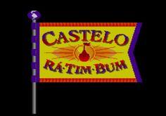 Ajude o personagem Zequinha no game do Castelo Rá-Tim-Bum