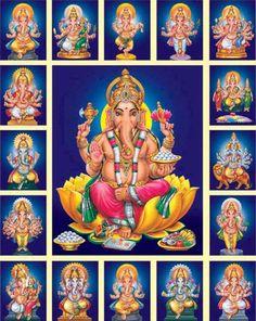 Ganeshai Namo