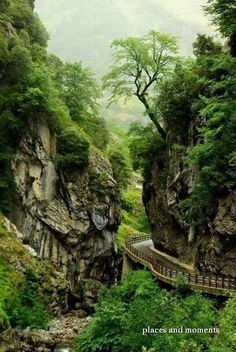 Beautiful Places In The World, Beautiful Places To Visit, Places Around The World, Around The Worlds, Places To Travel, Places To See, Magic Places, Asturias Spain, Andalusia