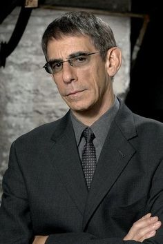 Det. John Munch  ,from SVU. I always found him attractive in a cute kind of way :)