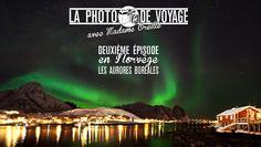 La photo de voyage, épisode 2 : les aurores boréales en Norvège by Madame Oreille. Episode 2, tourné en Norvège en Février 2013, avec un 5DII + 16-35, et un 550d + 50 1.8. Torche Manfrotto. Son enregistré au Zoom H4N. Monté sur Adobe Première (et After).