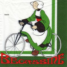 becassine on Pinterest | Bretagne, Comic Character and Postcards